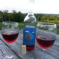Photo taken at Moon Dancer Vineyards & Winery by Rachel on 6/20/2014
