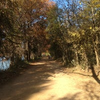 Photo taken at Lady Bird Lake Trail by Stomper B. on 11/26/2012