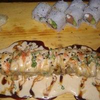 Photo taken at Utage Athens Sushi Bar by Sierra M. on 10/29/2012