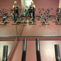 Photo taken at LA Fitness by Kat L. on 12/4/2012
