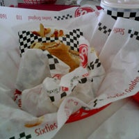 Photo taken at Sixties Burger by Jorge R. on 1/24/2013