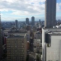 Photo taken at Sheraton Miyako Hotel, Osaka by Dmitriy P. on 10/5/2013