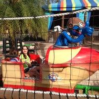 Photo taken at Sesame Street Safari Of Fun by Priscilla N. on 1/9/2013