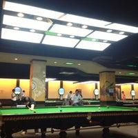Photo taken at Club 11 Snooker & Pool by David O. on 11/9/2012
