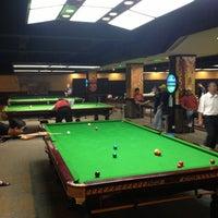 Photo taken at Club 11 Snooker & Pool by David O. on 11/8/2012