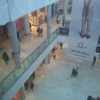 Photo taken at Highcross Shopping Centre by Blackbeltsuze on 3/15/2013