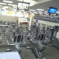 Photo taken at LA Fitness by Annie on 3/5/2013