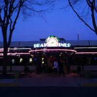 Photo taken at Drake Diner by Buffalo B. on 4/27/2013