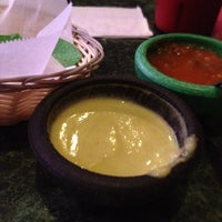Photo taken at Ruchi's Taqueria Las Americas by Alan O. on 10/16/2012