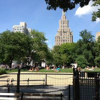 Photo taken at Washington Square Park by Rich C. on 7/6/2013