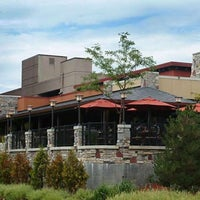 Photo taken at Redstone American Grill by Paul B. on 5/16/2013