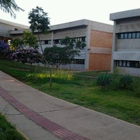 Photo taken at Universidade Federal de São Carlos (UFSCar) by Laércio P. on 1/23/2013