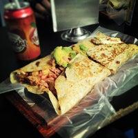 Photo taken at Burritos México by Alfonso M. on 6/23/2013