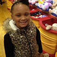 Photo taken at Build-A-Bear Workshop by Summer H. on 2/3/2013