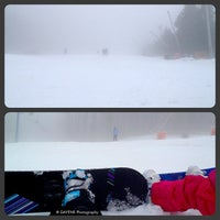 Photo taken at Shawnee Mountain Ski Area by Dayene on 1/13/2013