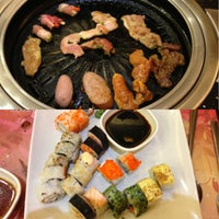 Photo taken at YakiMix Sushi & Smokeless Grill by Lynnie I. on 3/24/2013