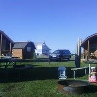 Photo taken at Cape Hatteras KOA by Ron H. on 10/26/2013