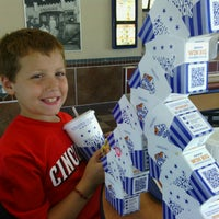 Photo taken at White Castle by Ron H. on 9/28/2013