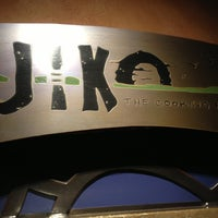 Photo taken at Jiko - The Cooking Place by Tara E. on 10/28/2012