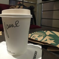 Photo taken at Starbucks by Jamie-James K. on 3/12/2015