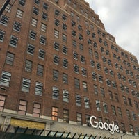 Photo taken at Google New York by Richard Y. on 12/1/2016