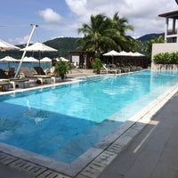 Photo taken at Cape Sienna Phuket Hotel & Villas by Hannah on 6/20/2016