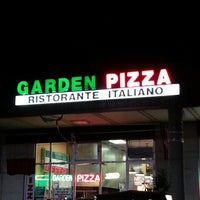 Photo taken at Garden Pizza by Michael C. on 11/30/2012