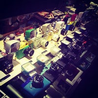 Photo taken at Lomography Gallery Store Shanghai by Vincent C. on 9/22/2012