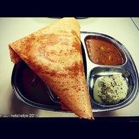 Photo taken at Café Mysore by Nachiket S. on 6/29/2014
