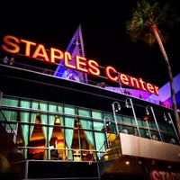 Photo taken at Staples Center by Randy B. on 10/14/2013