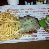 Photo taken at Smashburger by Gerard G. on 3/13/2013