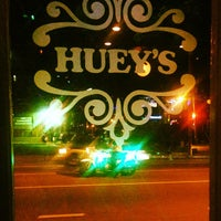 Photo taken at Huey's Restaurant by Shawn D. on 3/15/2013