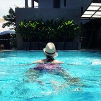 Photo taken at Cape Sienna Phuket Hotel & Villas by Shawn D. on 3/26/2013