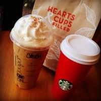 Photo taken at Starbucks by Casey J. on 11/15/2015
