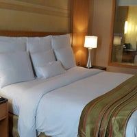 Photo taken at JW Marriott Hotel Medan by Harry H. on 7/16/2014