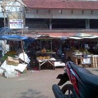 Photo taken at Pasar Pagi Bintara by Dedy N. on 7/19/2013