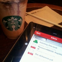 Photo taken at Starbucks Coffee by Xyrus T. on 6/21/2013