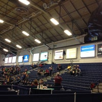 Photo taken at Maine Red Claws by David G. on 2/7/2014