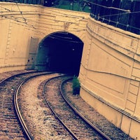 Photo taken at Sunset Tunnel Park by djb on 9/29/2012