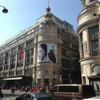 Photo taken at Printemps Haussmann by Laura J. on 7/11/2013