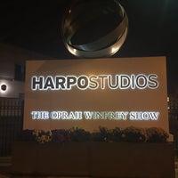 Photo taken at Harpo Studios by Tamara B. on 11/7/2015