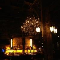 Photo taken at Bastille Café & Bar by Mark L. on 7/29/2013