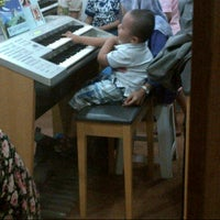 Photo taken at Hana Music by Triani A. on 10/4/2012