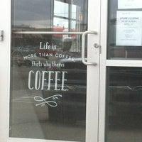 Photo taken at Caribou Coffee by Freya K. on 4/13/2013