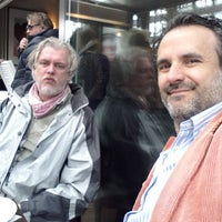 """Photo taken at Bistro """"Dal Barone"""" by Peter S. on 4/27/2015"""