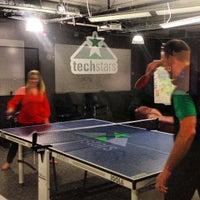 Photo taken at TechStars HQ by Matt G. on 4/4/2013