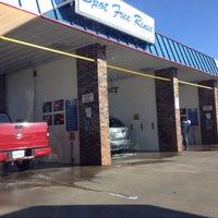 Photo taken at National Car Wash by Joy C. on 3/9/2014