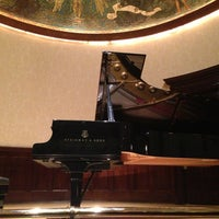 Photo taken at Wigmore Hall by Tetty W. on 4/2/2013