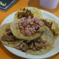 Photo taken at Taqueria Arandas by Edith M. on 4/27/2013