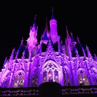 Photo taken at Cinderella Castle by Heather W. on 2/21/2013